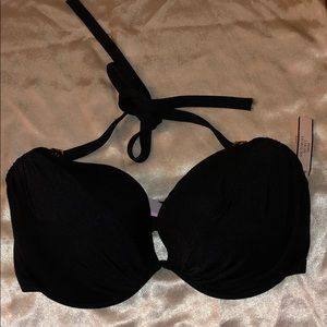 Black Victoria's Secret bikini top
